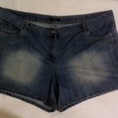 шорты джинсовые George большие 24размер Бангладеш