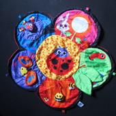 Развивающий коврик цветочек Lamaze. Оригинал