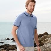 мужская рубашка -поло от tcm tchibo