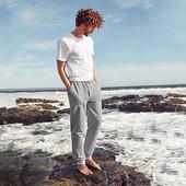 брюки L от Tchibo.