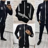 """Спортивный костюм """"Black Adidas"""""""