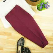XS-S Jane norman роскошная юбка карандаш по фигуре цвета бургунди!