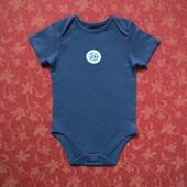 Бодик на 12-18 месяцев George, б/у. Хорошее состояние, без пятен. Длина от плеча застегнутого 42 см,