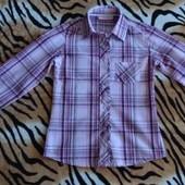 Рубашка для девочки на возраст 6 - 7 лет