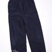 Теплые штаны на флисе для девочки