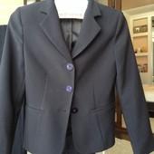 Пиджак школьный для девочки Dresdner, рост 134