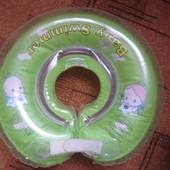 круг  на шею для купання купания ребенка грудничка