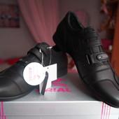 Туфли,спортивные туфли, кроссовки для мальчика, новые черные р. 35,36,37,38