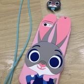 Шнурочки силикон для телефонов и ключей