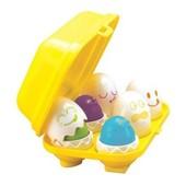 Веселые яйца 6 шт от Tomy