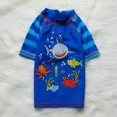 Верх от купального костюма для мальчика. F&F. Размер 1.5-2 года. Состояние: новой вещи