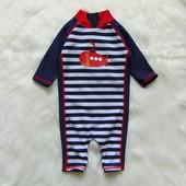 Яркий купальный костюм для мальчика.  TU. Размер 3-6 месяцев, будет дольше