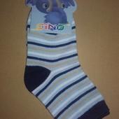 Распродажа - Носки полосатые мальчику на размер 27-30 от Gino