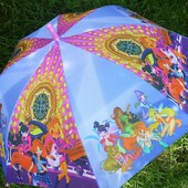 Спица карбон Безопасный зонт зонтик трость для девочки Winx феи Винкс