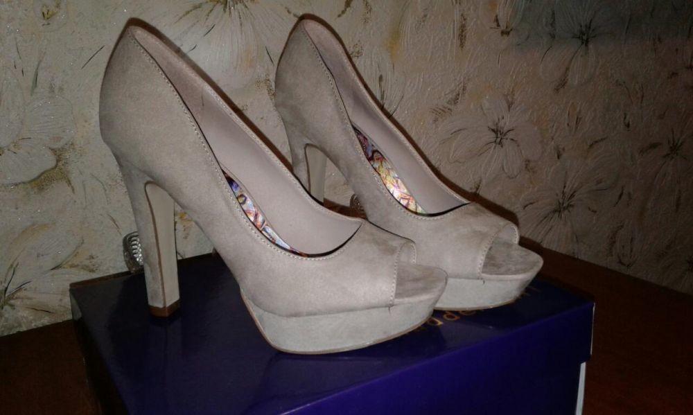 Брендовые туфли Madden Girl Sofiaa фото №1