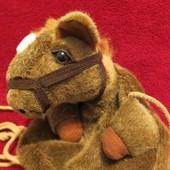 Конь.коник.конячка.лошадка.лошадь.мягкая игрушка.мягка іграшка.мягкие игрушки.сумочка.кошелек.