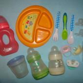 Mam Nuk Avent фирменные бутылочки,пустышки,соски малышам