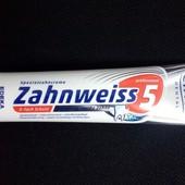 Отбеливающая зубная паста Elkos Dental Zahnweiss  Германия