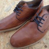 Туфли  Rieker кожа размер 44-45 длина стельки-30 см