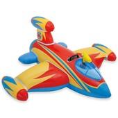 """Надувной плот «Самолет"""" с водным бластером Intex 56539"""