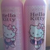 Набором Шампунь и гель для душа Hello Kitty Avon 200 ml