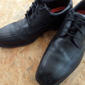 Туфли кожаные Rockport р.43- 44 дл.ст 29 см