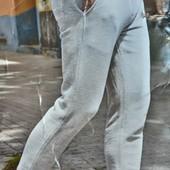фирменные утепленные штаны.Watsons/Германия.XL
