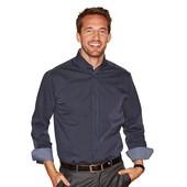 Стильная рубашечка от Tcm Tchibo, Германия, р-р 43-44