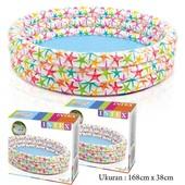 "Надувной детский бассейн ""Realistic Starfish Pool"" Intex 56440"