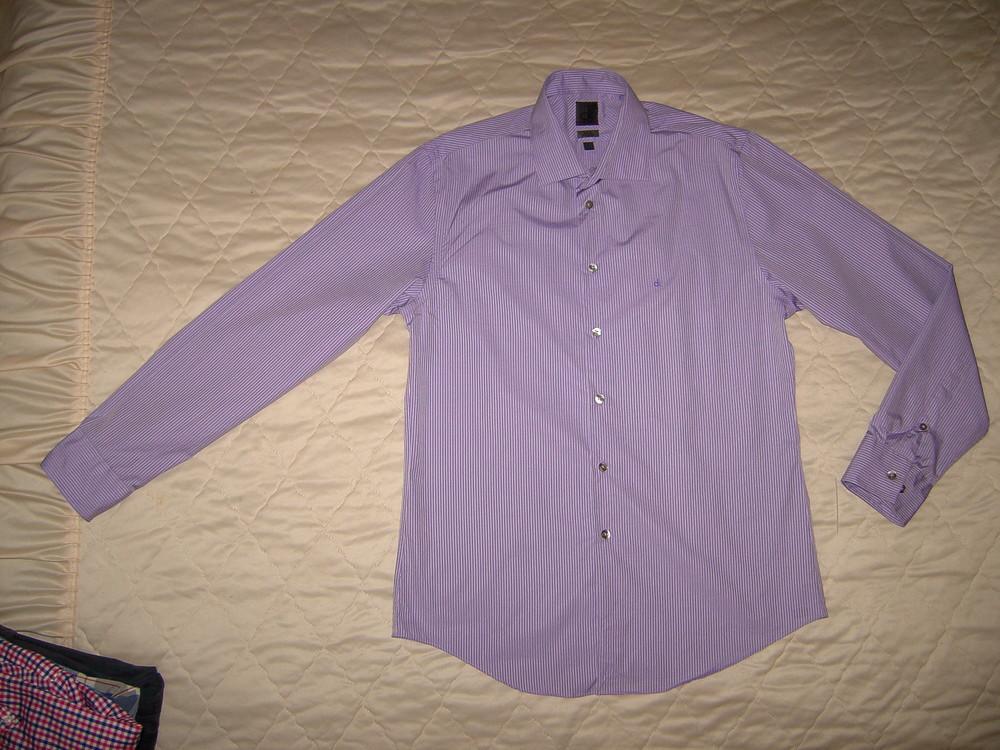 Рубашка Calvin Klein (оригинал) раз.M-L фото №1