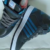 кроссовки ботинки  для мальчика демисезонные