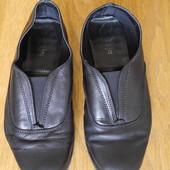 Туфлі шкіряні розмір 4/37 стелька 23,6 см TIC