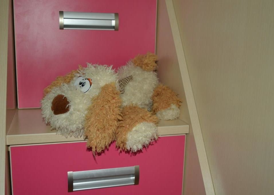 Mягкая собакак игрушка фото №1