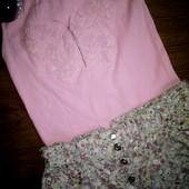 Комплект TU (шорты и майка) на 11лет (146cм)!!!