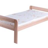 Детская деревянная кроватка Кузя