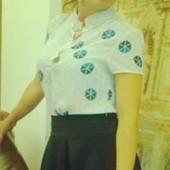 Легкая блузочка Gloria Jeans!Размер S