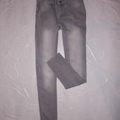 W30 L32, поб 44-46 очень узкие джинсы скинни Denim Co на высокий рост!