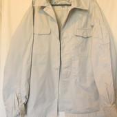 Муж. котоновая куртка-рубашка Colonial р.XL