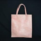 кожаная сумка-шопер Pat Calvin