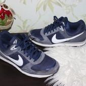 43 28,5см Nike Замшевые кроссовки