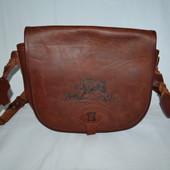 мужская кожаная сумка Tapel
