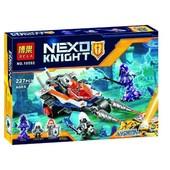 конструктор bela 10592 нексо найтс турнирная машина ланса (аналог lego nexo knights 70348)