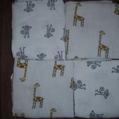 Муслиновые пеленки Аden Аnais 70х78 см