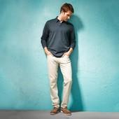 мужские пятикарманные брюки от тсм tchibo.