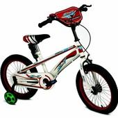 Детский двухколесный велосипед TZ 16дюймов 16-TZ-001