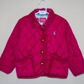 Куртка демисезонная 2-3 года joules