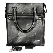 Стильная сумка для современных мужчин эко-кожа (160-2)