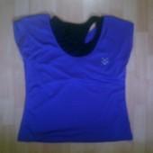 Фирменная футболка для спорта L-XL