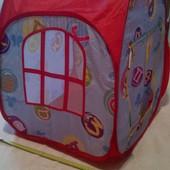 Палатка - домик для малышей.