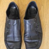 Туфлі шкіряні розмір 39 стелька 25,3 см Rieker